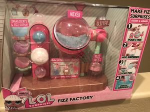 LOL Surprise Fizz Factory, Brand New In Box for Sale in Goodyear, AZ