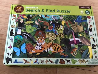 64-piece Puzzle for Sale in Seattle,  WA