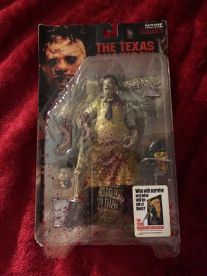 Never opened leather face action figure for Sale in Las Vegas, NV