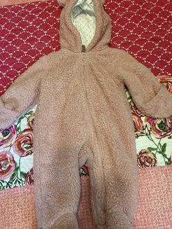 Pink Bear Winter Onesie for Sale in Eustis,  FL