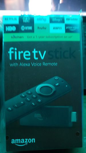 Fire tv stick for Sale in City of Orange, NJ