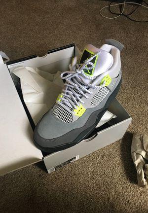 Retro 4s wolf grey Jordan's brand new size 11 for Sale in Hendersonville, TN