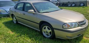 CLEAN 2001 CHEVY IMPALA LS for Sale in AMELIA CT HSE, VA
