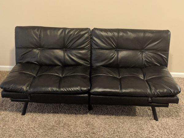 Brand new memory foam futon