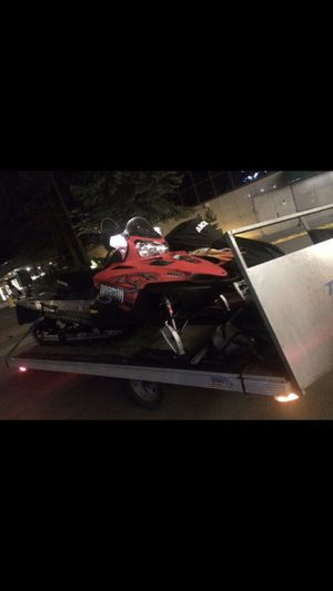 2 snowmobiles for Sale in Manteca, CA