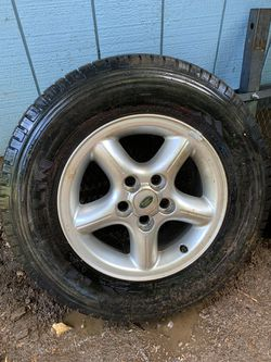 Land Rover Discovery Rims for Sale in Portland,  OR