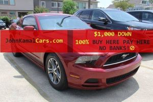 2014 Ford Mustang - Buy Here Pay Here for Sale in Houston, TX