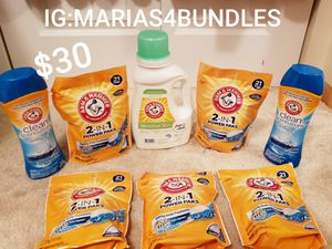 Arm & Hammer Household Bundle for Sale in Waldorf, MD