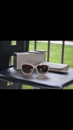Giorgio Armani Nude Sunglasses. for Sale in Alexandria, VA