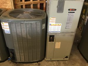 5 Ton Trane HP split system 410A for Sale in Pinellas Park, FL