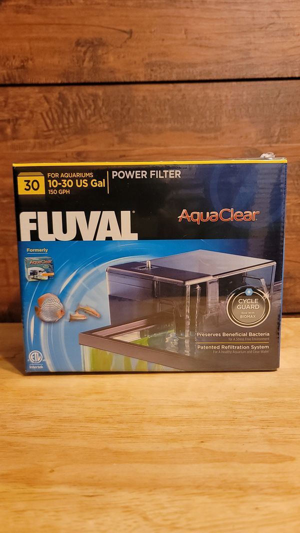 Fluval 30 filter for aquarium/ fishtank