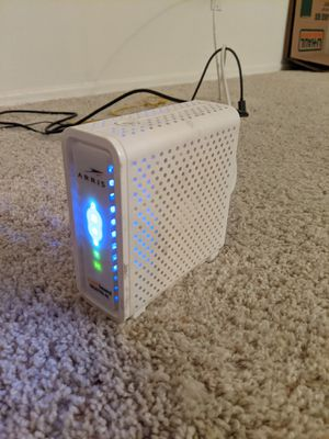 SURFboard Cable Modem & Wi-Fi & Router for Sale in Los Angeles, CA
