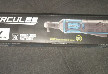 "Hercules 12v 3/8"" Cordless Ratchet HD033B Tool Only for Sale in Phoenix,  AZ"