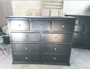 New Dresser Of 9 Drawers With Metal Handles for Sale in Los Angeles, CA