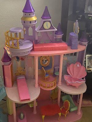 3 foot Disney doll castle for Sale in Sun City, AZ