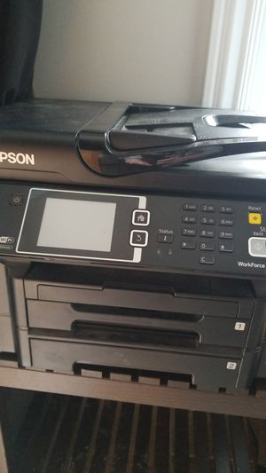 Epson WorkForce wf-3640 for Sale in Canonsburg, PA