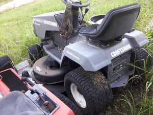 Craftsman Riding Law Mower for Sale in Brentwood, TN