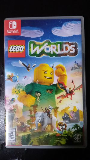 Lego Worlds for Sale in Brooklyn, OH