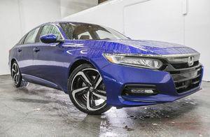 2018 Honda Accord Sedan for Sale in Puyallup, WA