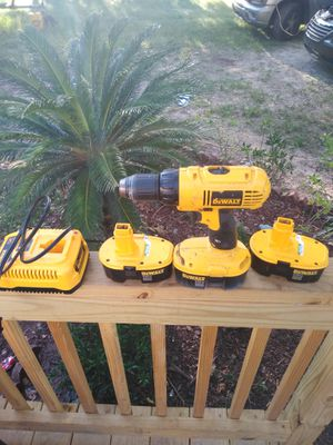 DeWalt 18 volt for Sale in Holt, FL