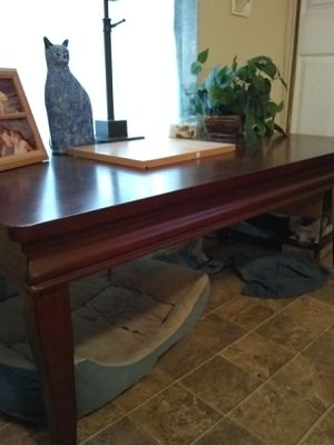 Wood Coffee Table for Sale in Columbia, TN