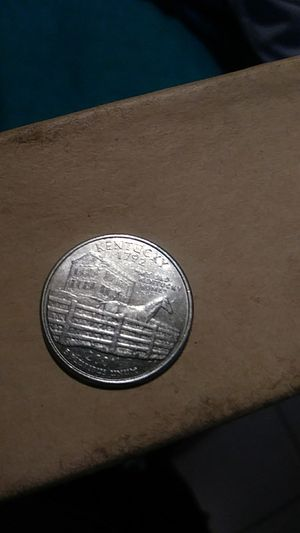 "1792 Kentucky "" my old Kentucky home""Quarter for Sale in Bartow, FL"
