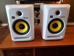 KRK rokit 6 powered studio monitors. for Sale in Crestview, FL