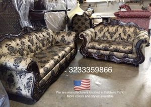 $980 brand new two pieces sofa set for Sale in Cypress, CA