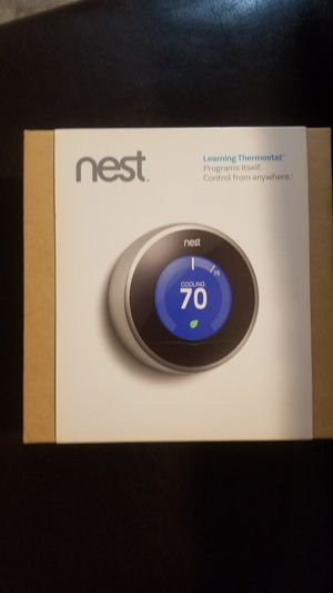 Nest thermostat for Sale in Chicago, IL