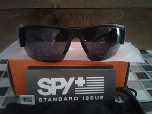 New Spy Optics Matte Black Polarized Flyer Sunglasses for Sale in Lake Forest, CA