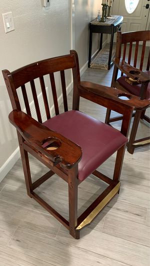 2 bar chairs for Sale in Anaheim, CA