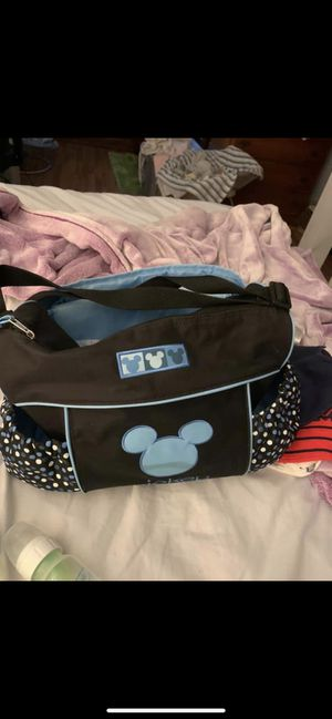 Mickey Diaper Bag for Sale in Manchester, CT