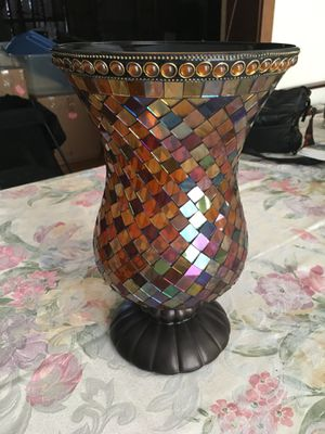 Hurricane Candle Holder for Sale in Pompano Beach, FL