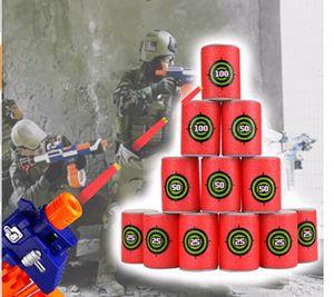 Soft Bullet Targets for NERF N-Strike Blasters Pack of 12pcs- Brand New for Sale in Hudson, FL