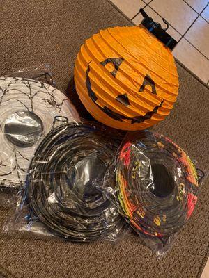Halloween Lanterns for Sale in Azusa, CA