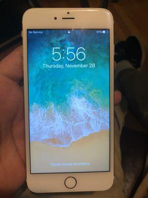 iPhone 6 Plus Unlocked 64GB for Sale in Elmwood Park, NJ