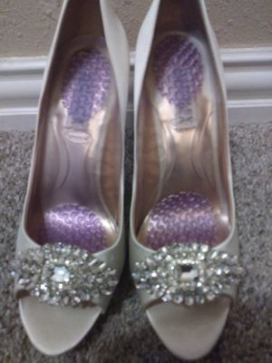 Wedding shoes for Sale in Fort Worth, TX
