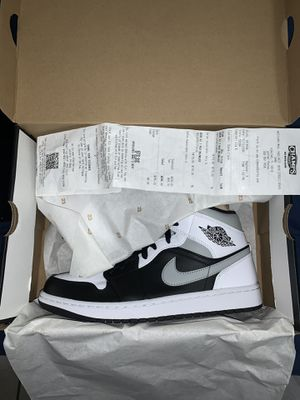 Jordan 1 shadow mid size 9.5-10.5 for Sale in Miami, FL
