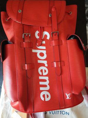 Supreme Louis Vuitton Backpack for Sale in Uniondale, NY