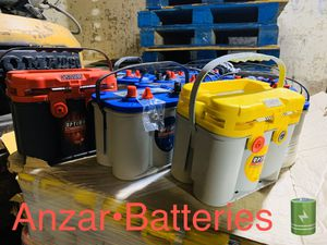Battery batteries bateria baterias for Sale in Visalia, CA