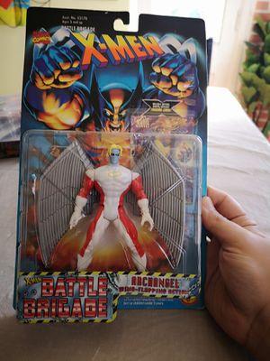 1996 X-Men action figure Archangel battle brigade for Sale for sale  Yonkers, NY
