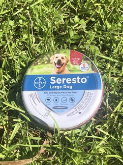 Bayer Seresto Flea and Tick Collar above 18 lbs Dogs for Sale in Gainesville,  FL