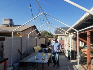 10' x 20' KING CANOPY FRAME for Sale in Phoenix, AZ