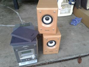 PanasonicCD Stereo System-FREE DELIVERY! for Sale in Sacramento, CA