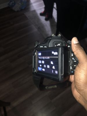 Canon T3i for Sale in Washington, DC