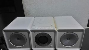 Philips micro stereo system MCM118D works perfectly sounds nice and goes loud for Sale in Peoria, AZ