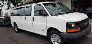 2003 Chevy Van 3500 parts for Sale in Newark, NJ