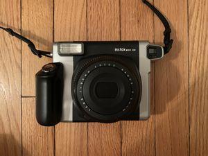 Instax Wide 300 Instant Film Camera + 30 Film Sheets for Sale in Arlington, VA