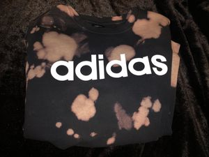 womens Adidas sweatshirt , tye dye - M for Sale in Pomona, CA