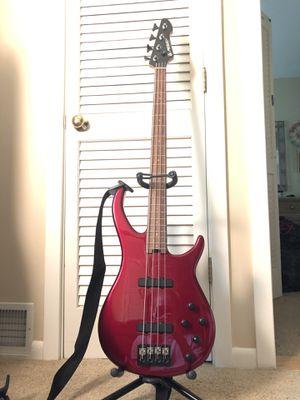 Peavey Millenium Red Bass Guitar for Sale in Killingworth, CT